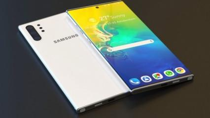 Samsung Galaxy Note 10 satışa çıkıyor! İşte fiyatı ve özellikleri