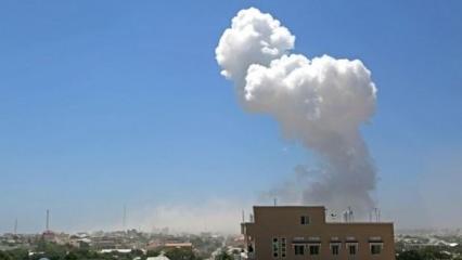 Somali'de güvenlik toplantısı yapılan binada patlama: 6 ölü