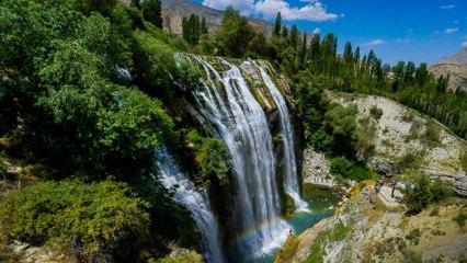 Tortum Şelalesi nerededir? Erzurum'da nerelere gidilir?