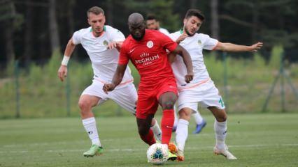 Alanyaspor - Antalyaspor: 0-0