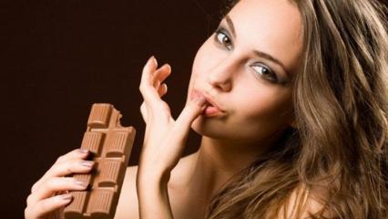 7 günde 7 kilo! Çikolata kilo aldırır mı? Bitter çikolatanın zayıflatıcı faydası...