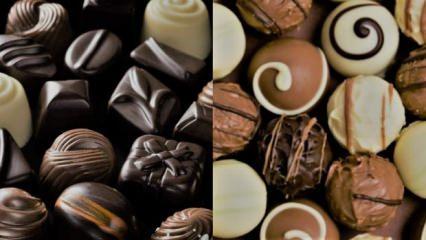Hem doğal hem lezzetli evde çikolata yapımı: Mükemmel çikolata tarifi!