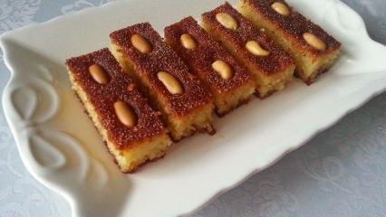 Şam tatlısı nasıl yapılır?
