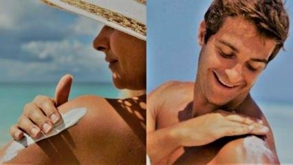 Aşırı güneş yanığı acısı ve izi nasıl geçer: Güneş yanığına ne iyi gelir?