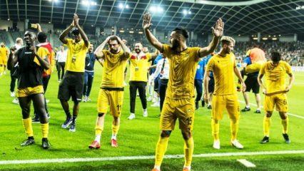 Yeni Malatyaspor tarih yazdı!