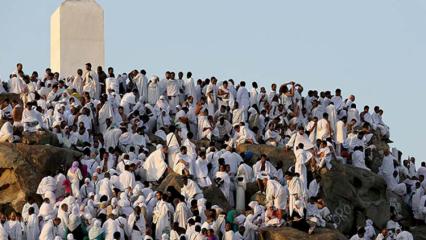 Arife günü duası nedir? Arife günü yapılması en faziletli olan ibadetler