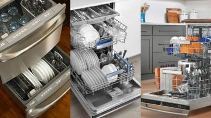 2019 bulaşık makinesi modelleri ve fiyatları