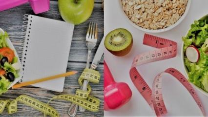 3 günde 3 kilo kesin verdiren garanti diyet listesi: Denendi ve onaylandı