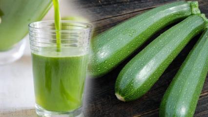 Kabağın faydaları nelerdir? Günde bir bardak kabak suyu içerseniz ne olur?