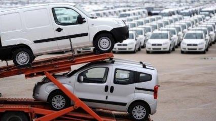 131 ülkeye otomotiv ihracatı