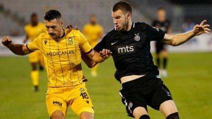 Yeni Malatyaspor'un tur umudu zora girdi!