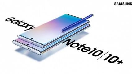 Samsung Galaxy Note 10 ve Note 10 Plus Türkiye fiyatı ve tüm özellikleri!