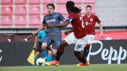 Trabzonspor Prag'da pes etmedi!