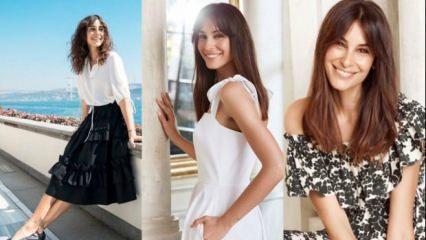 Arzum Onan'ın stilinden ilham alınarak hazırlanan 2019 yaz moda trendleri