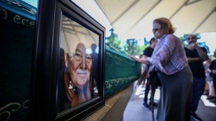 Umur Bugay Karacaahmet Mezarlığı'na defnedildi