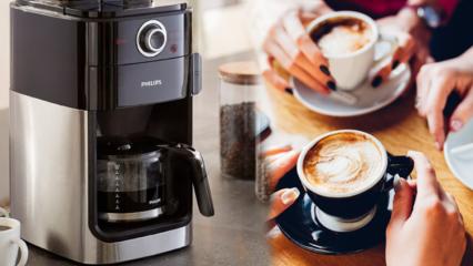 Kahve makinesi alırken nelere dikkat edilir?