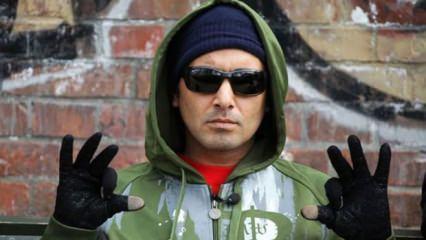 Türk rapçi Killa Hakan gözaltına alındı!