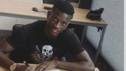Trabzonspor, Edgar'ı Feyenoord'a kiraladı