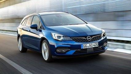 2020 Opel Astra özellikleri ile etkilemeyi başardı! İşte yeni Astra