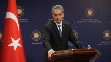 Dışişleri Bakanlığı'ndan Venezuela açıklaması