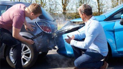 En çok kazaya karışan araçların listesi yayınladı! Liste uzmanları şaşırttı