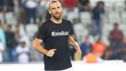 Fenerbahçe, Emine Bulut'u unutmadı
