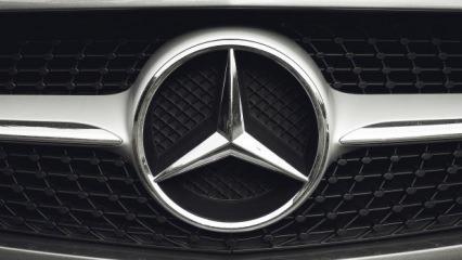 Mercedes'ten korkutan itiraf! Gizli takip sistemi kullanıyormuş