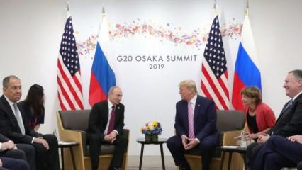 Rusya'dan Trump'ın teklifine yanıt! G10'u kuralım