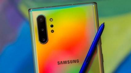 Samsung Galaxy Note 10 Türkiye fiyatı ve özellikleri