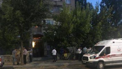 Şehidin acı haberi Erzurum'a ulaştı