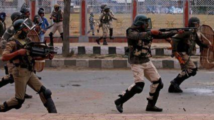 Sınırda gerilim sürüyor! Hint askerleri ateş açtı: Ölüler var