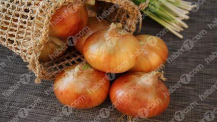 Soğanın faydaları neler? Soğan hangi hastalıkları önler?