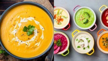 2019'un favorilerinden Çorba diyeti listesi: Sağlıklı zayıflamak için...