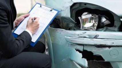 Plakadan araç hasar kaydı sorgulama! Hasar kaydı sorgulama nasıl yapılır?
