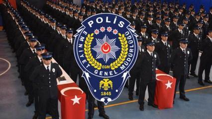 En az lise mezunu 2 bin 500 polis alımı! Başvurular ne zaman başlıyor?
