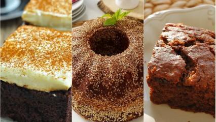 En lezzetli ve kolay kek tarifleri