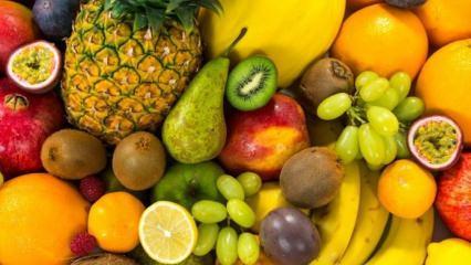 Hangi ayda hangi meyveler tüketilmelidir?