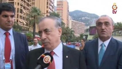 Mustafa Cengiz'den Falcao açıklaması!