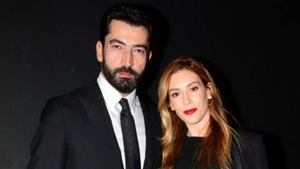 Sinem Kobal kuzeninin düğününde nikah şahidi oldu