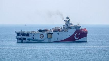 Kıbrıs Rum Yönetimi: Blok 7 bizim egemenlik sahamızda