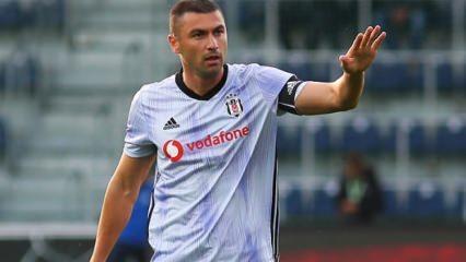 Beşiktaş'ın kadrosu açıklandı! Burak...
