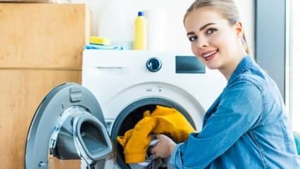 Çamaşır makinesi su almadığı zaman ne yapılır?