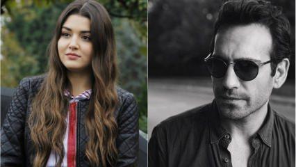 Hande Erçel ve Buğra Gülsoy, Azize dizisinde!