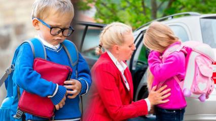Okul fobisi nedir, belirtileri neler? Çocuğunuz okula gitmek istemiyorsa...