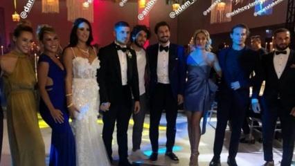 Sahra Işık, İdris Aybirdi ile evlendi!