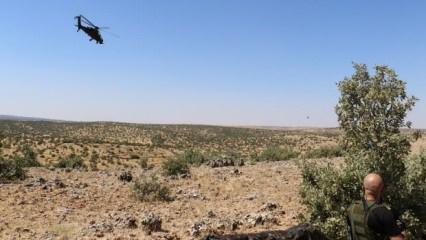 Mardin'de çatışma: 3 terörist etkisiz hale getirildi