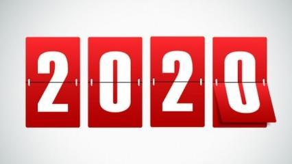 2020 Resmi tatil günleri: Çalışanlar ve öğrenciler ne kadar tatil yapacak?