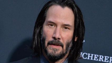 Keanu Reeves Matrix filmi açıklamasıyla gündemde!