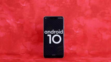 Android 10 güncellemesi alacak telefon modelleri! İşte güncelleme ile gelen özellikler