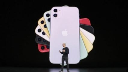 Apple iPhone 11'i tanıttı! İşte fiyatı ve özellikleri